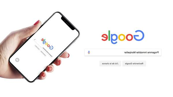referencement google application mobile